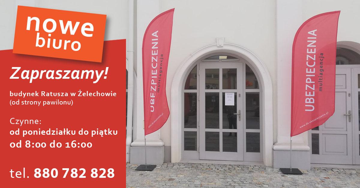 Nowe biuro w Żelechowie